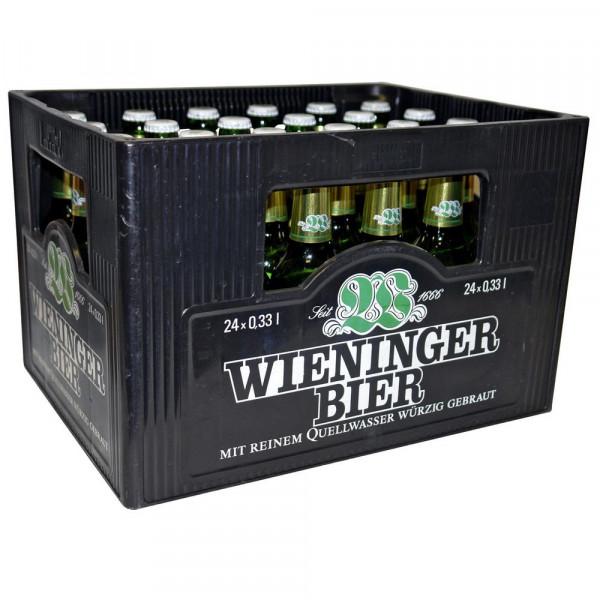 Ruperti Pils Bier 5% (24 x 0.33 Liter)