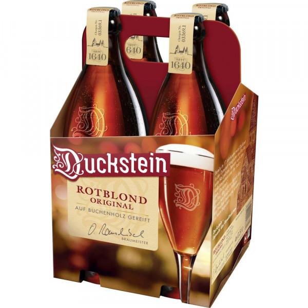 Rotblondes Bier 4,9% (4 x 2 Liter)