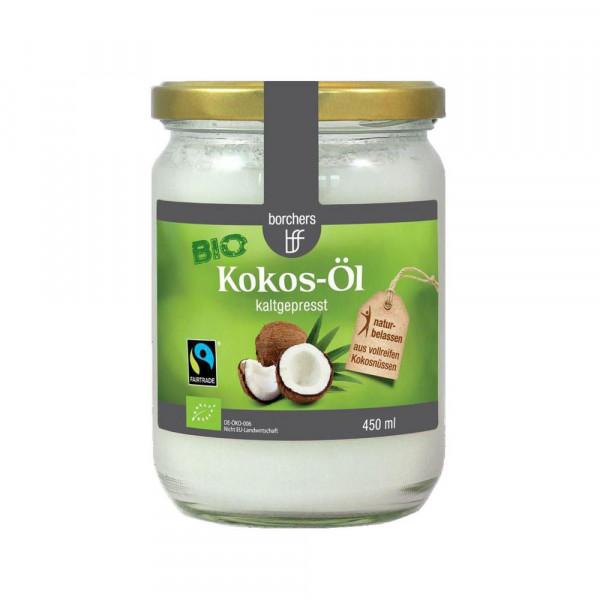 BFF Bio Kokosöl kaltgepresst, fairtrade