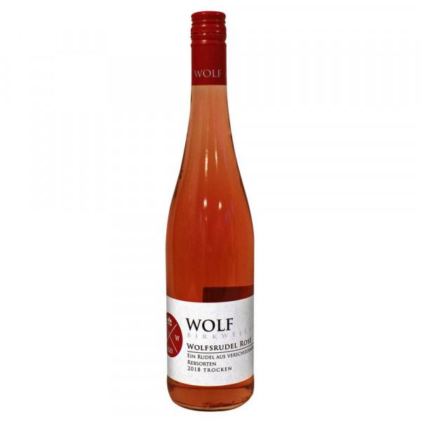 Wolfsrudel Rosé
