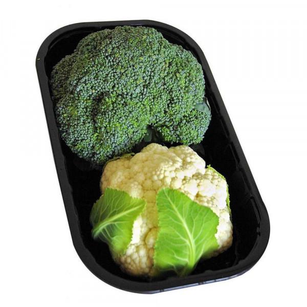 Broccoli/Blumenkohl, Schale