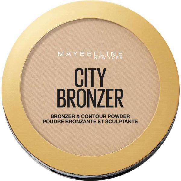 Bronzer Puder City Bronzer, Medium Cool 200