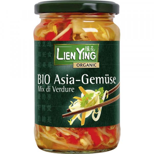 Bio Asia-Gemüse
