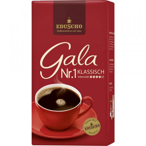 "Kaffee ""Nr. 1"" klassisch, gemahlen"