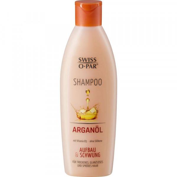 """Shampoo """"Aufbau & Schwung"""", Arganöl"""