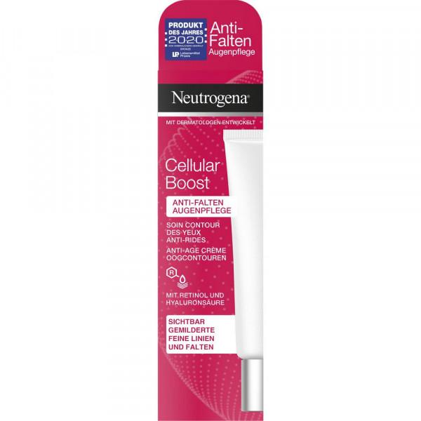 Cellular Boost Anti-Falten Augenpflege