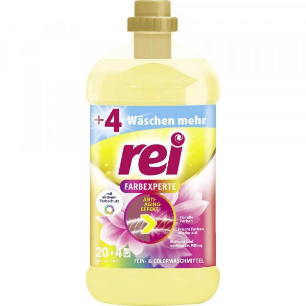 Feinwaschmittel flüssig, Farbexperte