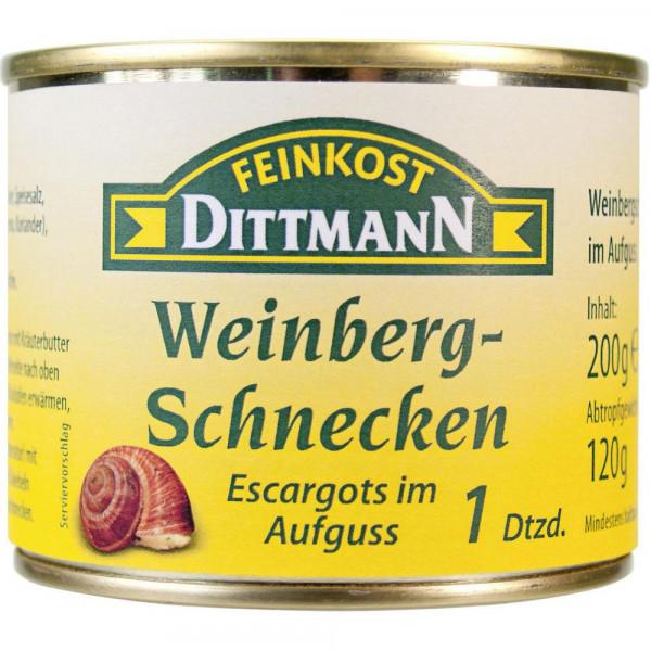Weinbergschnecken