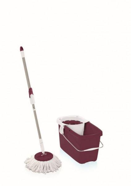 """Wischset """"Clean Twist Mop"""" red"""