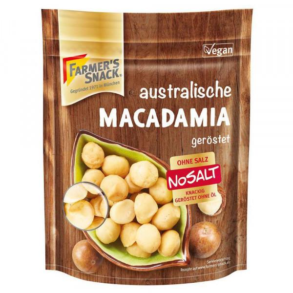 Australische Macadamia, geröstet