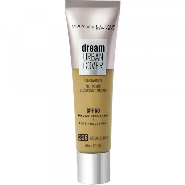 Make-Up Dream Urban Cover, Golden Bronze 336