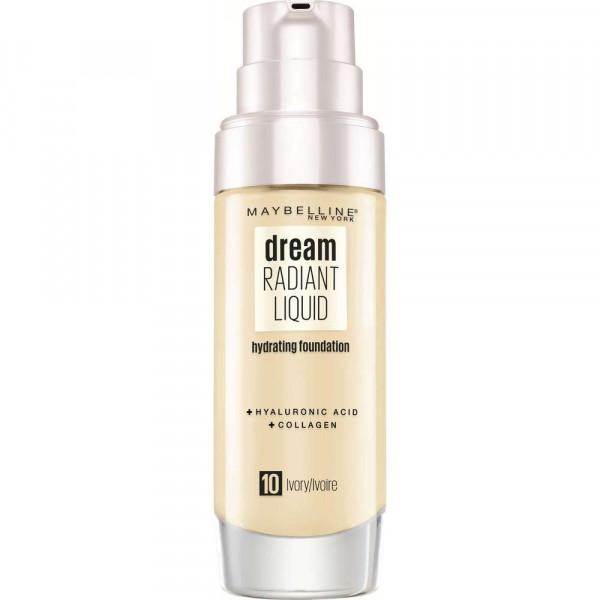 Make-Up Dream Radiant Liquid, Ivory 10