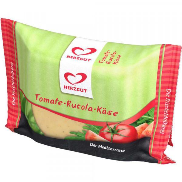 Schnittkäse, Tomate-Rucola