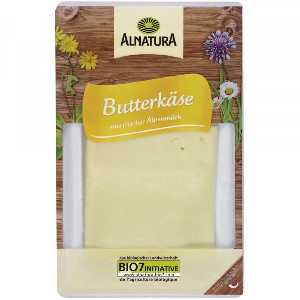 Bio-Butterkäse in Scheiben