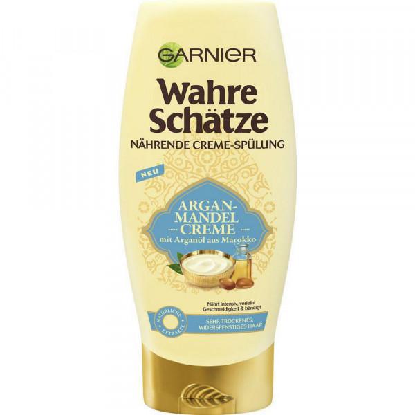 """Spülung """"Wahre Schätze"""", Argan + Mandel"""