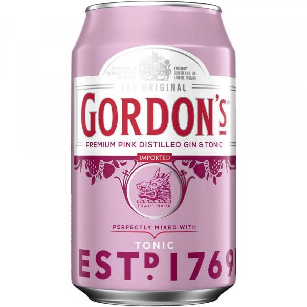 Premium Pink Gin & Tonic 10%