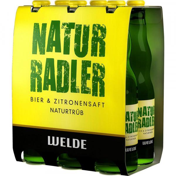 Biermischgetränk, Naturradler 2,4%(6 x 0.5 Liter)