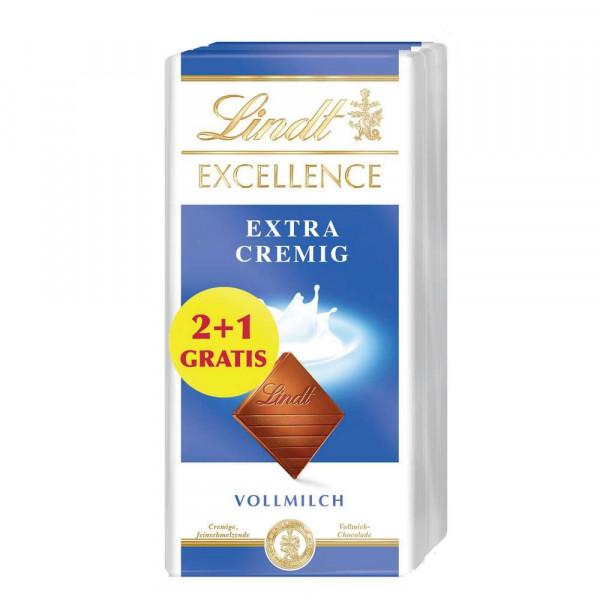 Schokolade Vollmilch 3er