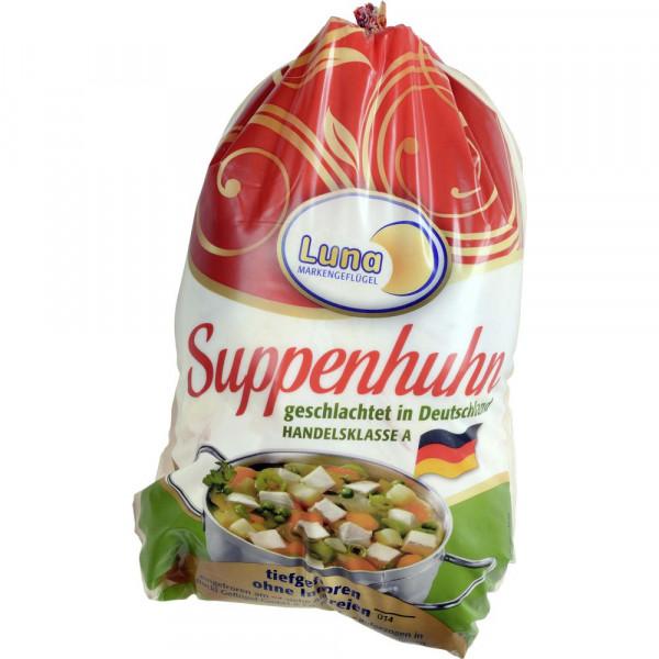 Suppenhuhn, tiefgekühlt