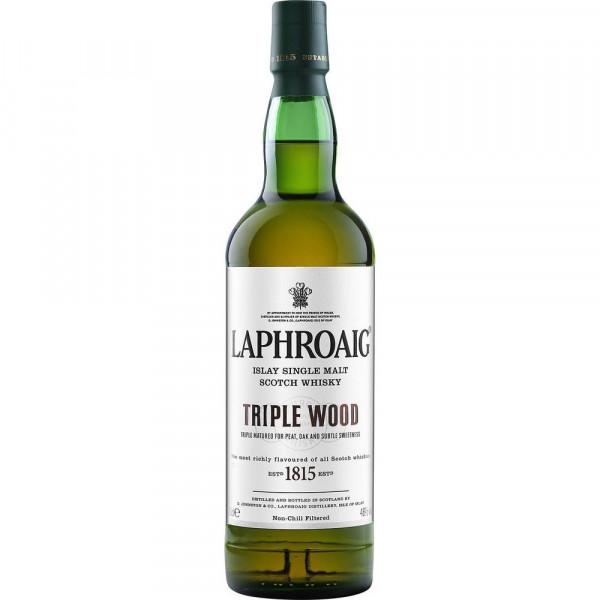 Blendet Whisky Triple Wood 48%