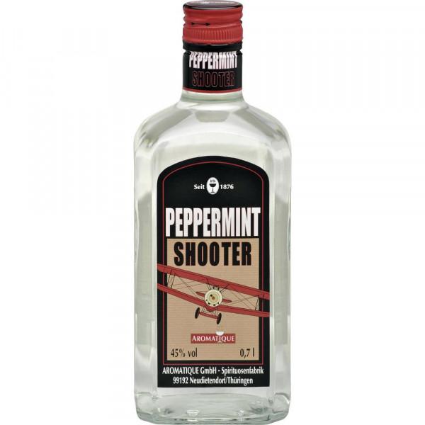Pfefferminz Likör Shooter 45%
