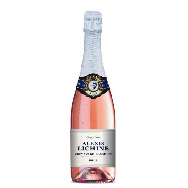 Crémant de Bordeaux Rose, Brut