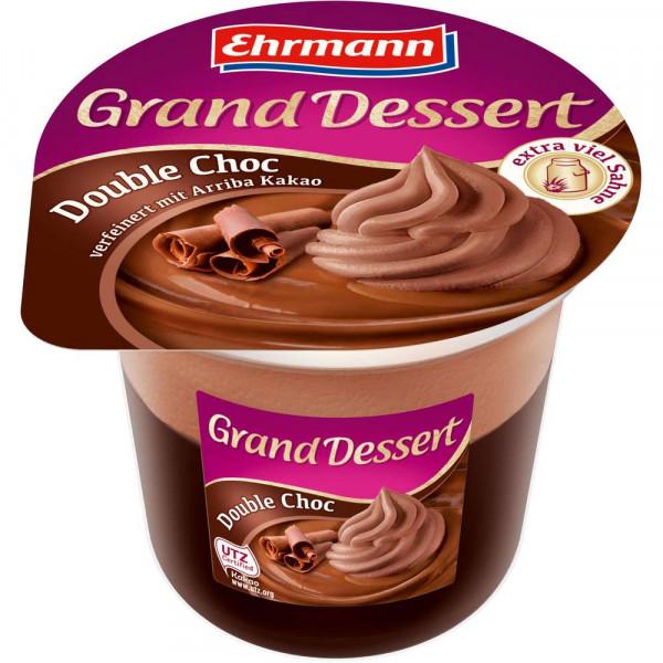 Grand Dessert, Double Schoko