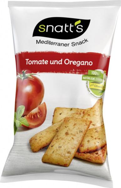 Mediterraner Brotsnack, Tomate & Oregano (1 x 120 Gramm)