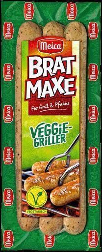 """Veggie-Griller """"Bratmaxe"""""""