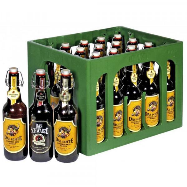 Das Echte Märzen Bier 5,7% (20 x 0.5 Liter)