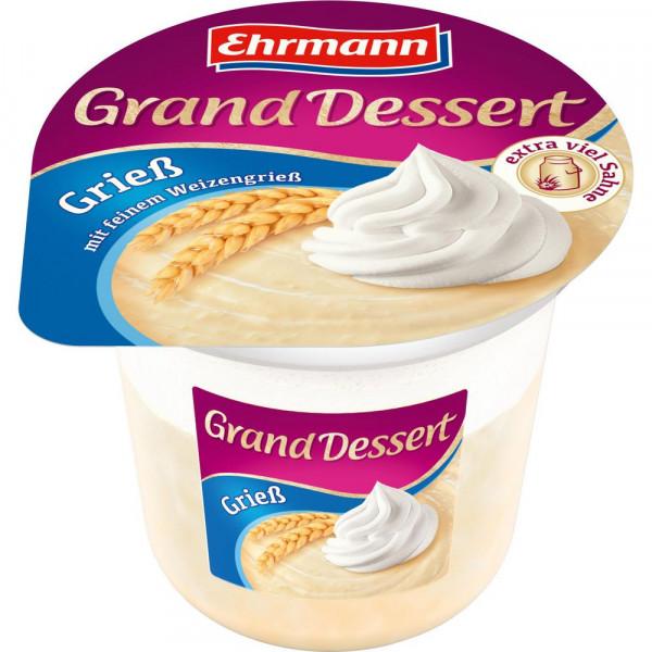 Grand Dessert, Grieß
