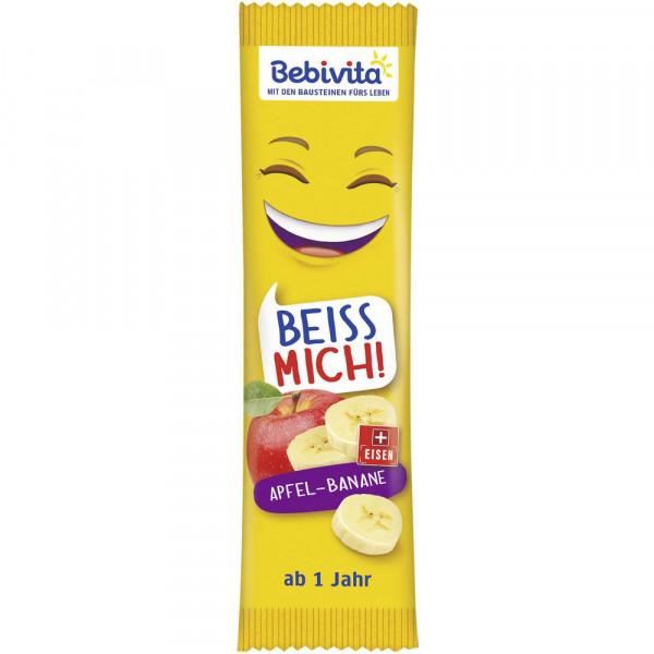 Kinder Früchteriegel, Apfel/Banane