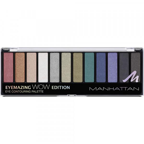 Lidschatten Palette Eyemazing, WOW Edition 005