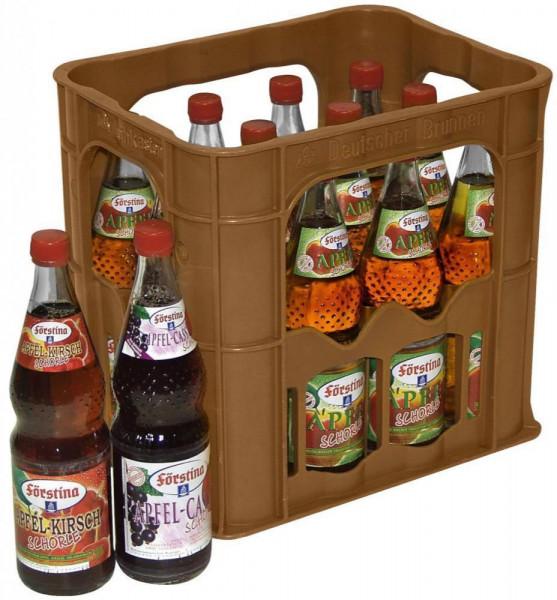 Apfel-Pfirsich Schorle (12 x 0.75 Liter)