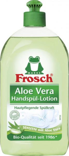 Geschirrspülmittel, Aloe Vera