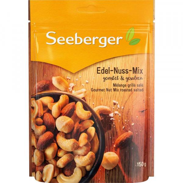 Edel-Nuss-Mix geröstet & gesalzen