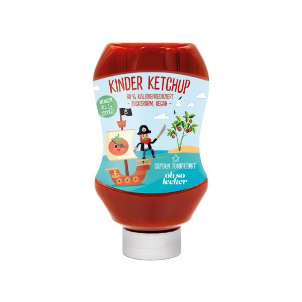 "Kinderketchup ""Captain Tomatobart"""