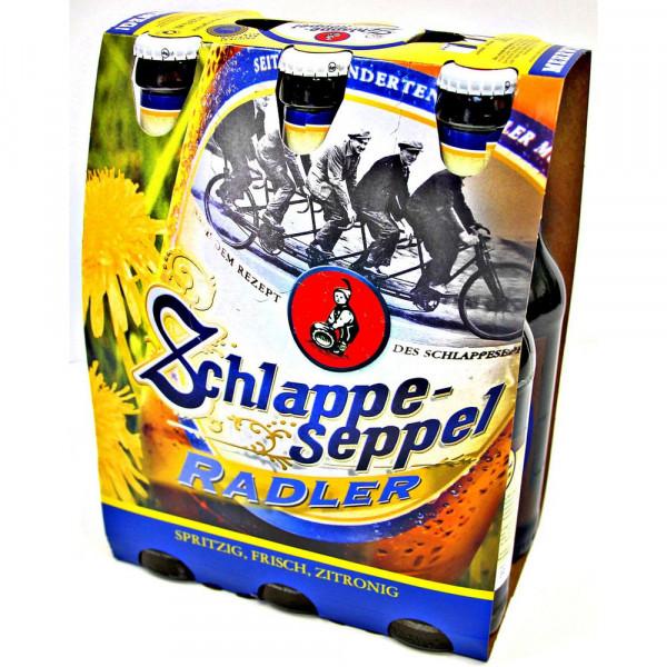 Biermischgetränk, Radler 2,6%(4 Sixpacks in der Kiste zu je 6 x 0.33 Liter)
