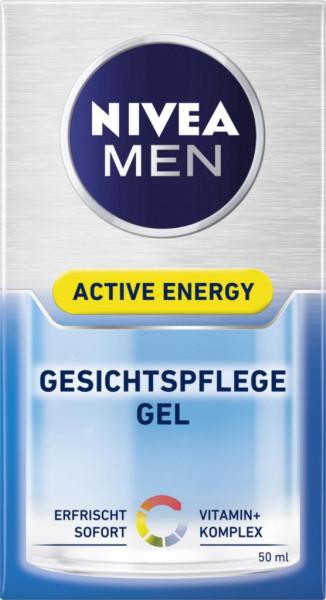 Active Energy Gesichtspflege Gel for Men