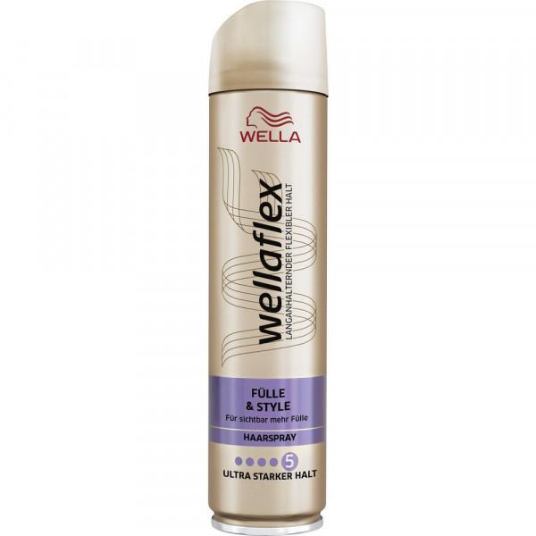 Wellaflex Haarspray, Fülle & Style