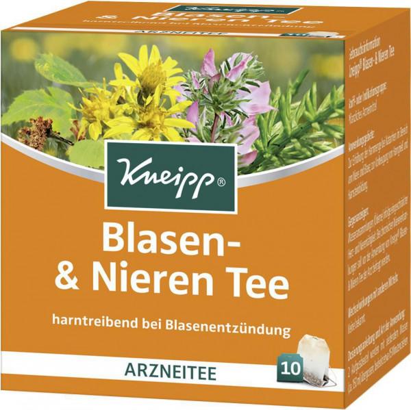 Tee, Niere/Blase