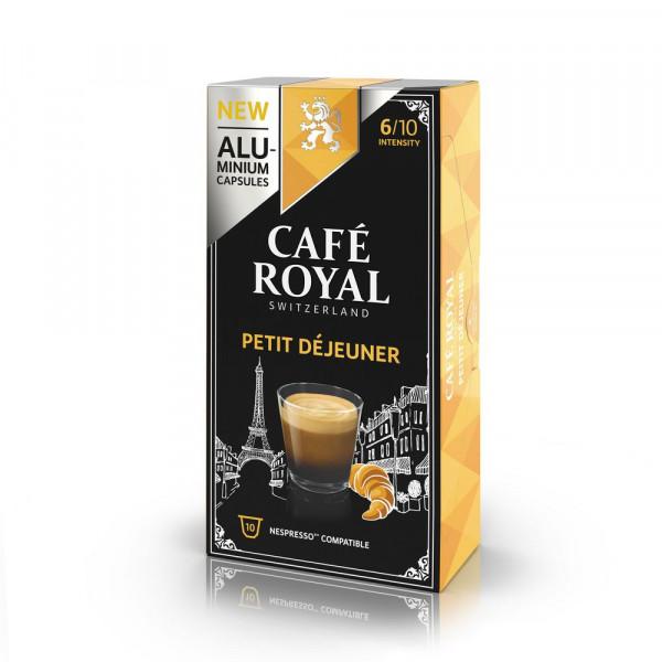 "Kaffee-Kapseln ""Petit Déjeuner"""