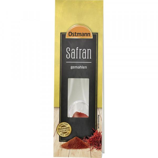 Safran, gemahlen