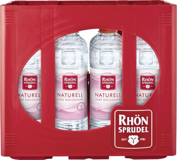 Mineralwasser, Naturelle (12 x 0.5 Liter)