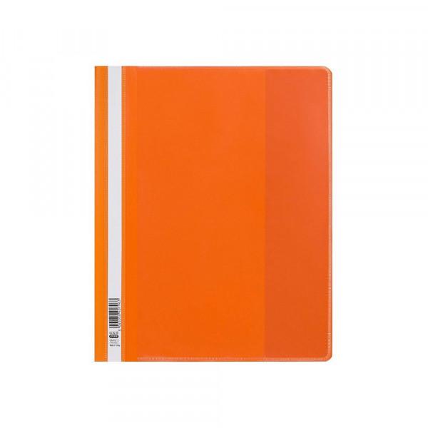 Schnellhefter A4, 160 Blatt, orange
