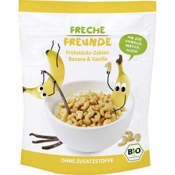 Bio Kinder Frühstücks-Zahlen, Banane
