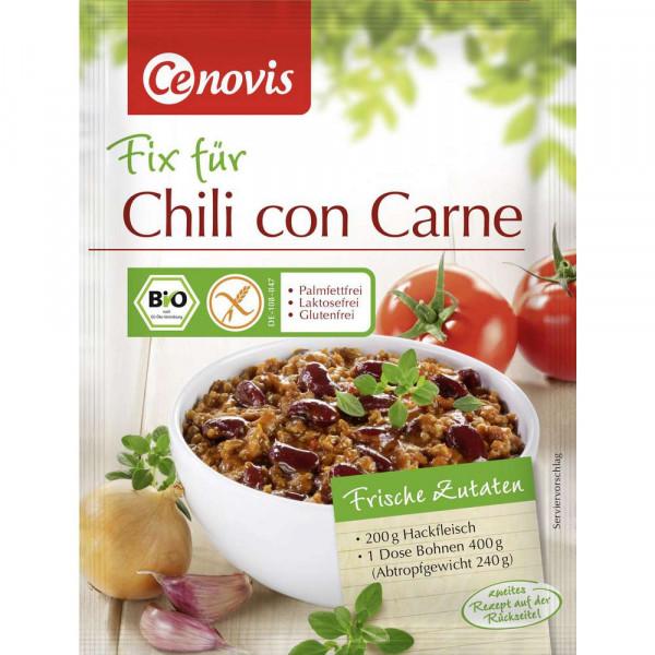 Bio Fix für Chili con Carne, glutenfrei