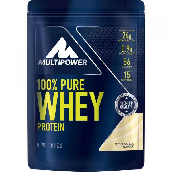 "Proteinpulver ""100% Pure Whey Protein"", French Vanilla"