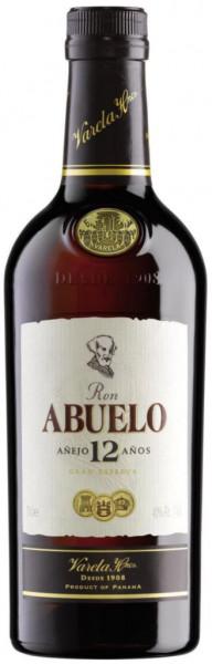 Ron Abuelo Rum 12 Anos 40%