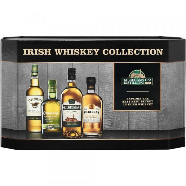 Irish Whisky Collection Miniaturen-Set 40%